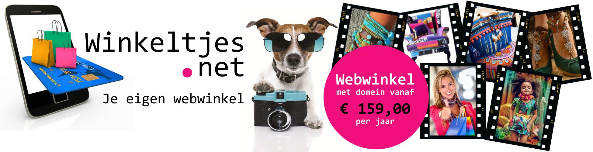 webshop starten | winkeltjesnet