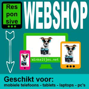 responsive webwinkel beginnen