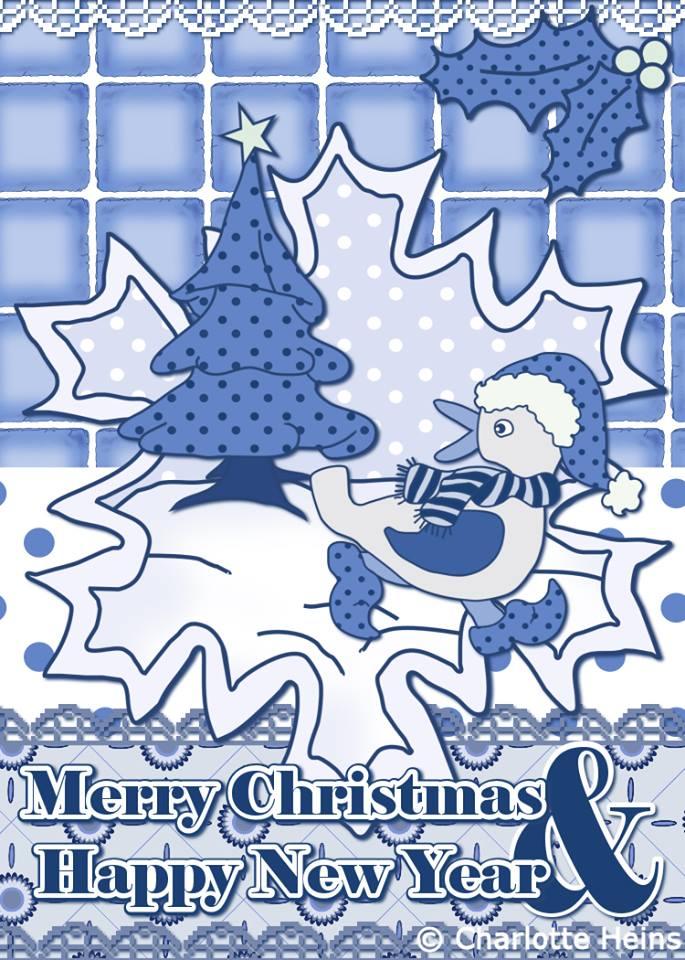 fijne kerstdagen afbeelding