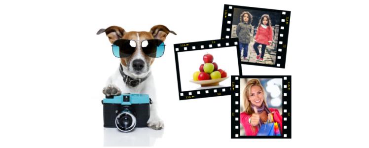 Afbeeldingen en foto's van anderen gebruiken voor je webwinkel
