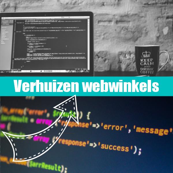 Migratie webwinkels gestart