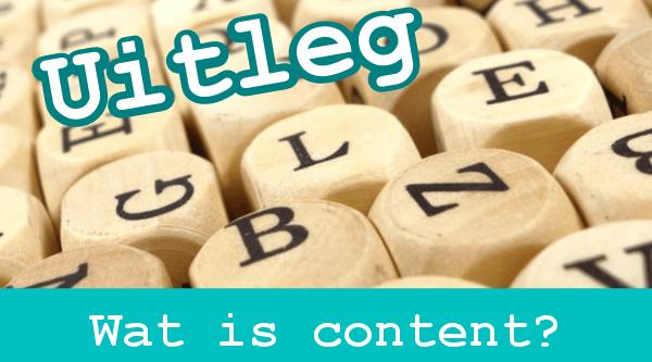 Wat is content?