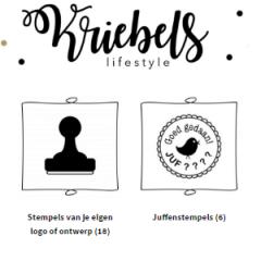 stempels - kaarten - enveloppen - verpakkingsmateriaal