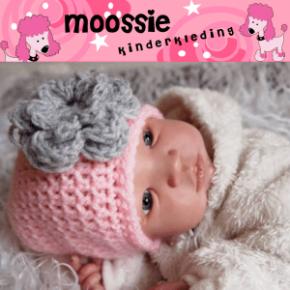 Webshop Moossie - beanie klotjes newborn