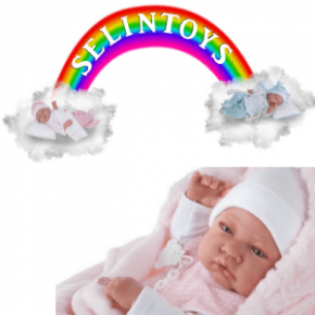 levensechte babypoppen