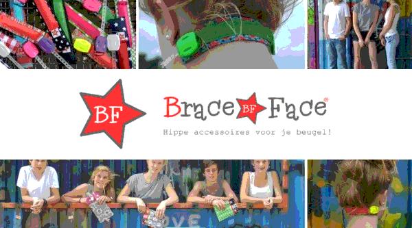Nieuwe webwinkel voor BraceFace – hippe accessoires voor je buitenbeugel