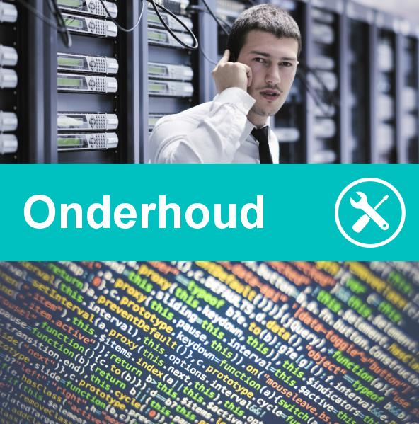 Werk in uitvoering: onderhoud servers – uitgevoerd