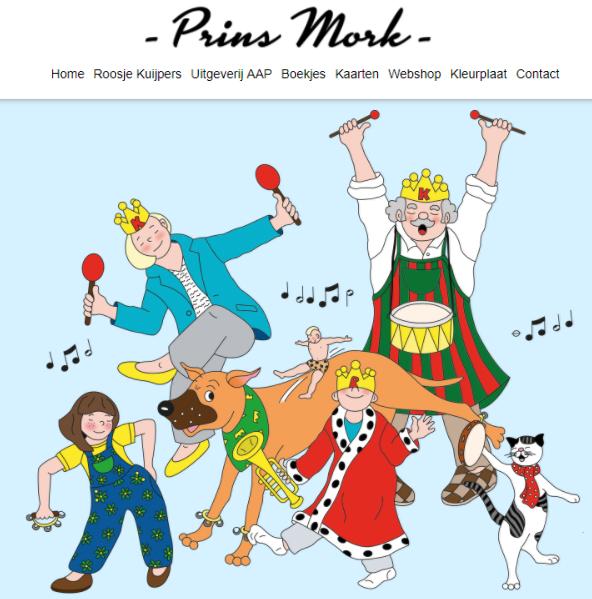 webwinkel prins mork afbeelding