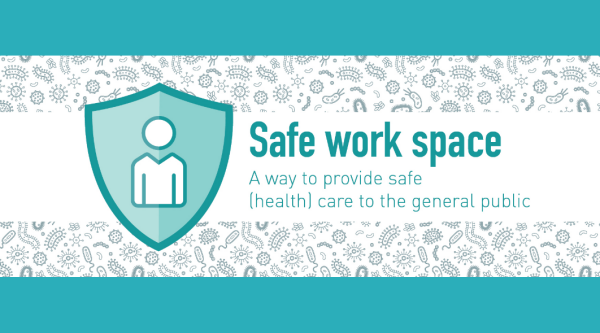 Safe Work Space – covid19 en veilige zorg